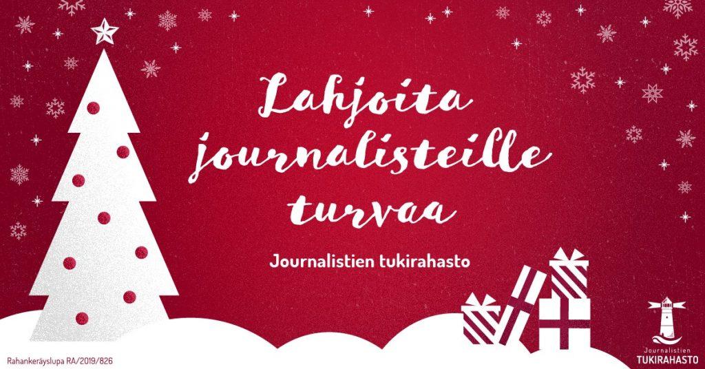 Tue Journalistien tukirahastoa