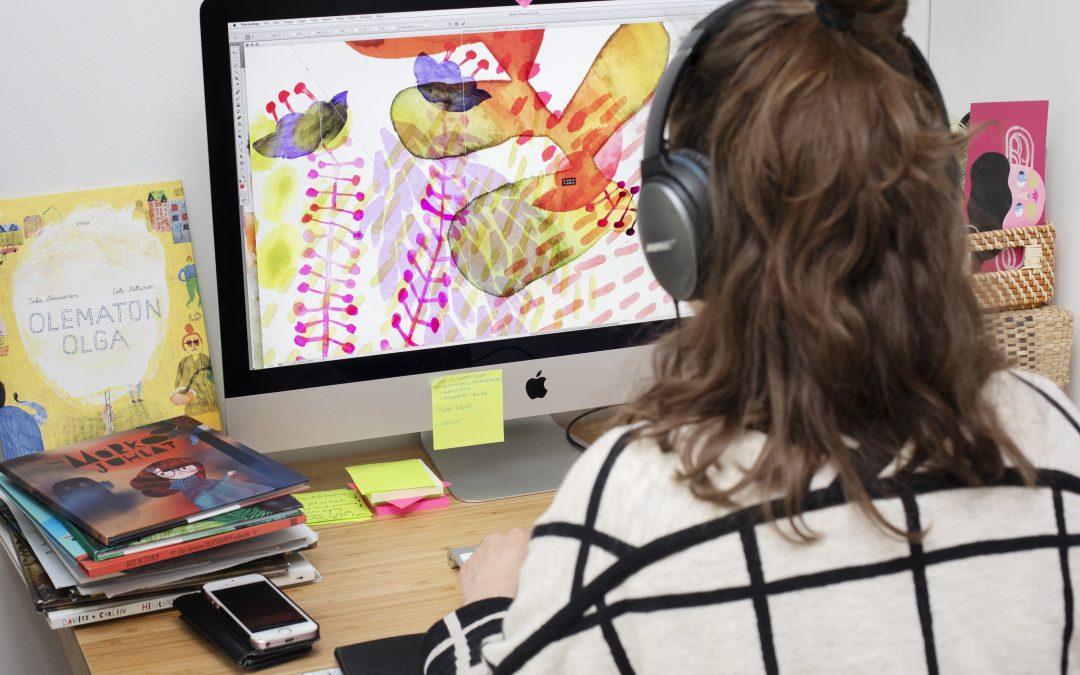 Jokes aloittaa yhteistyön TAW-animointikoulun kanssa Viborgissa