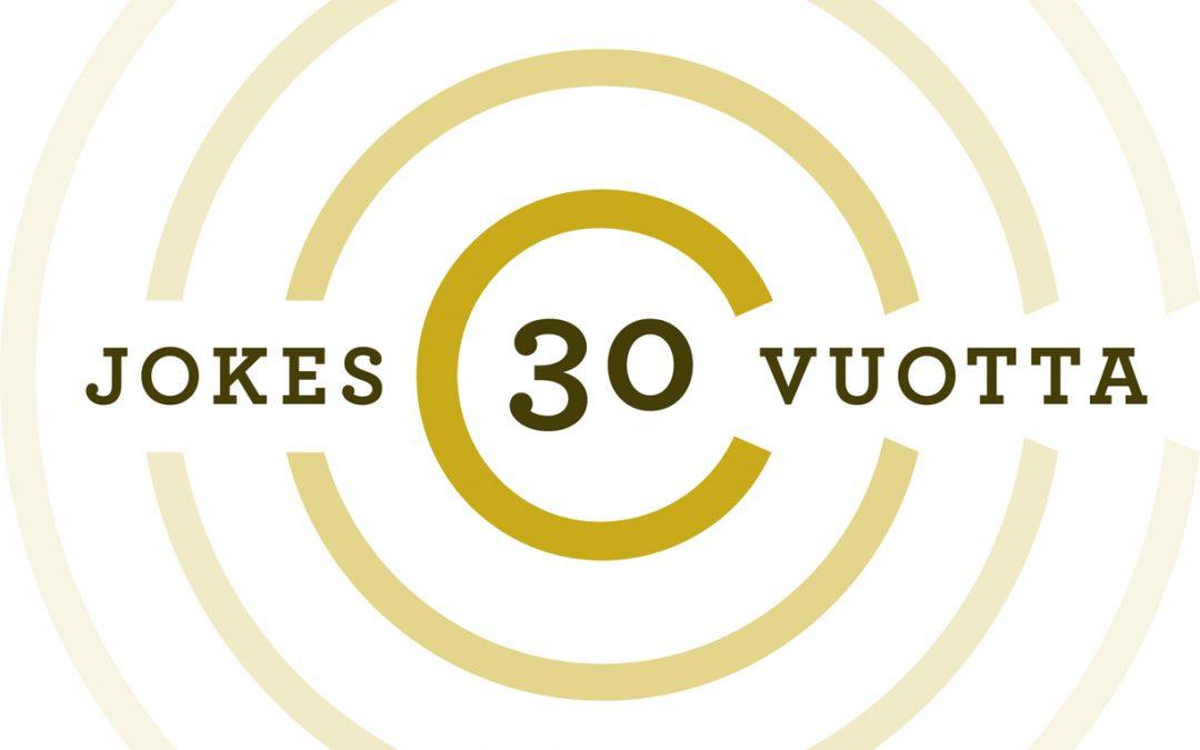Jokes juhlii 30-vuotista historiaansa